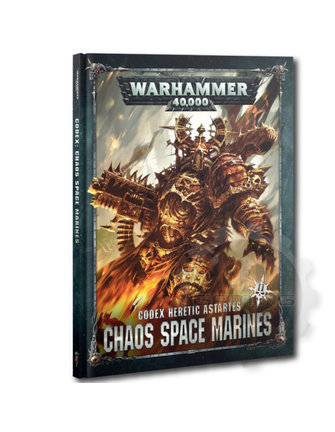 Warhammer 40000 Codex: Chaos Space Marines 2