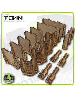 Town Walls - Standard set