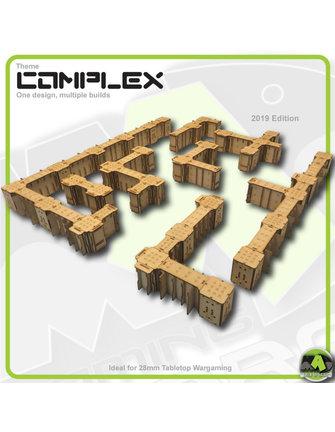 MAD Gaming Terrain Complex - Large Basic Gaming Bundle 2019ed