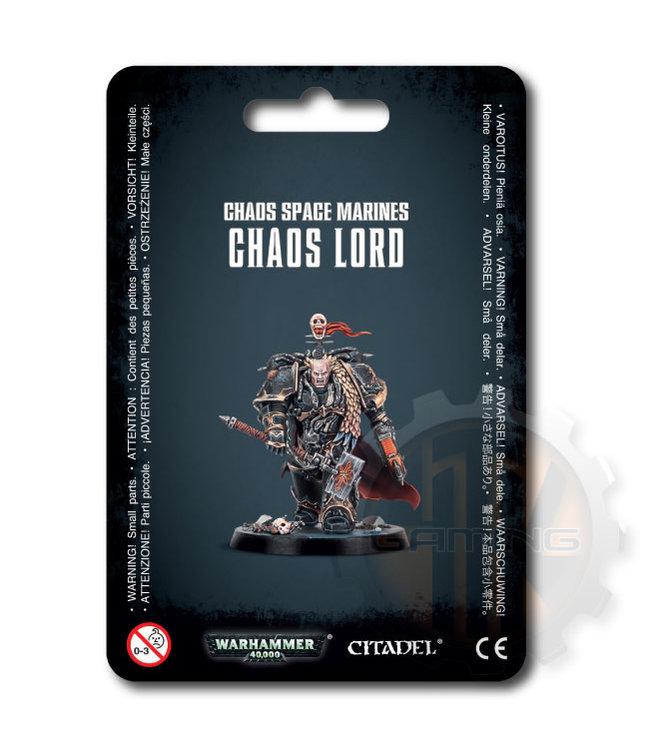 Warhammer 40000 Chaos Space Marines Chaos Lord