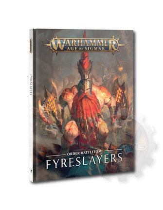 Age Of Sigmar Battletome: Fyreslayers (Hb)