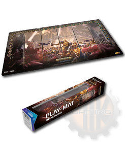 Order: Devine Blast Play-Mat