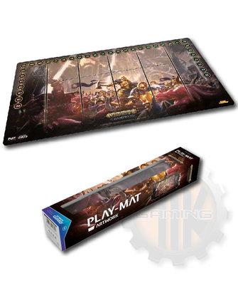 Champions Order: Devine Blast Play-Mat