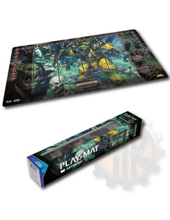 Destruction vs. Death Play-Mat
