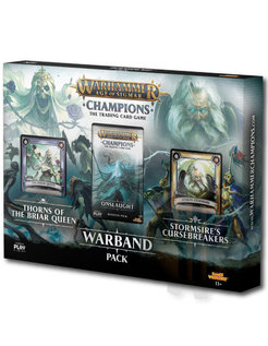 Warband Collectors Pack (Series 1)