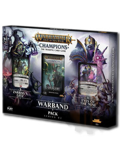 Warband Collectors Pack (Series 2)