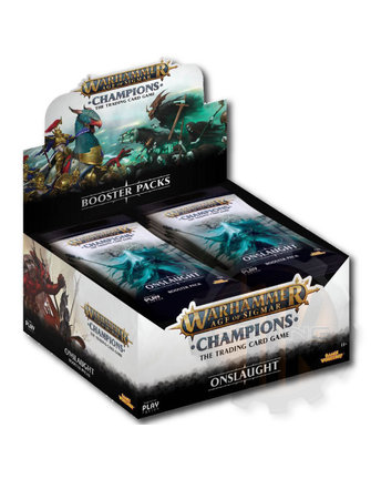 Champions Onslaught Booster Display (Wave 2)