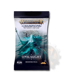 Onslaught Booster pack (Wave 2)