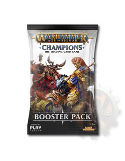 Champions Wave 1 Booster pack