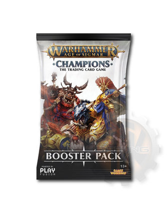 Champions Champions Wave 1 Booster pack