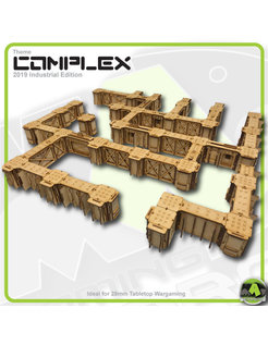 Large Complex Bundle - Industrial Themed 2019ed