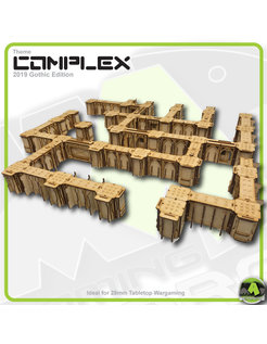 Large Complex Bundle - Gothic Themed 2019ed