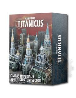 Adeptus Titanicus  Civi/Imperialis Administratum Sector