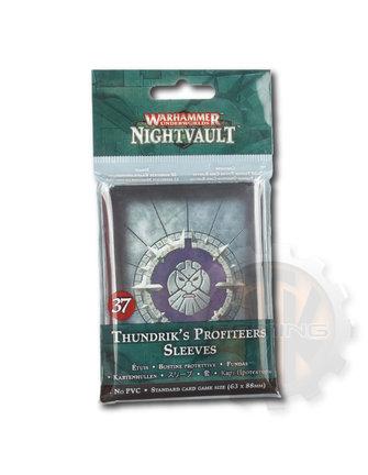 Warhammer Underworlds *Whu: Thundrik'S Profiteers Sleeves