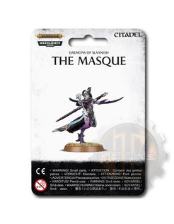 ~ Daemons Of Slaanesh: The Masque