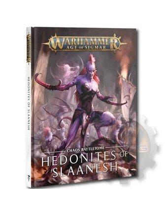 Age Of Sigmar Battletome:Hedonites Of Slaanesh Hb