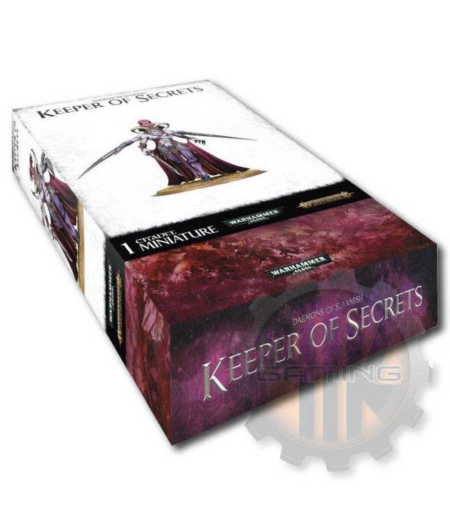 Age Of Sigmar Daemons Of Slaanesh Keeper Of Secrets