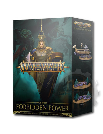 Age Of Sigmar Age Of Sigmar: Forbidden Power
