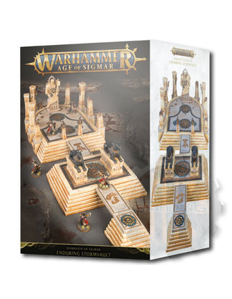 Age Of Sigmar Dominion Sigmar: The Enduring Stormvault