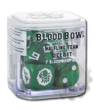 Blood Bowl Blood Bowl Halfling Dice Set