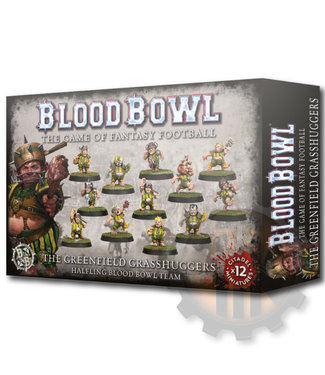 Blood Bowl Blood Bowl: Greenfield Grasshuggers