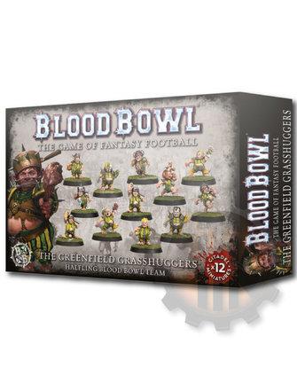 Blood Bowl Blood Bowl: Greenfield Grasshuggers