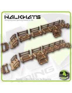 Walkway - Standard Set - Detailed