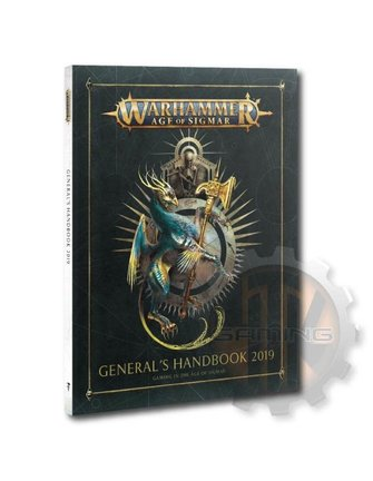 Age Of Sigmar A.O.S: General'S Handbook 2019