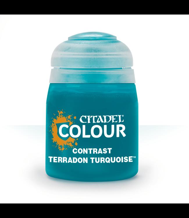 Contrast Contrast: Terradon Turquoise (18Ml)