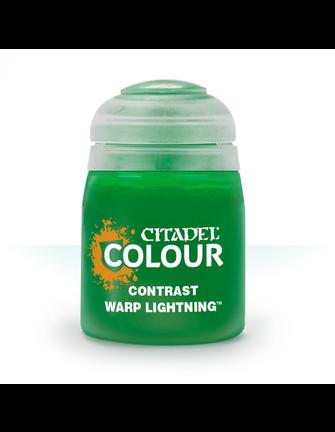 Contrast Contrast: Warp Lightning (18Ml)