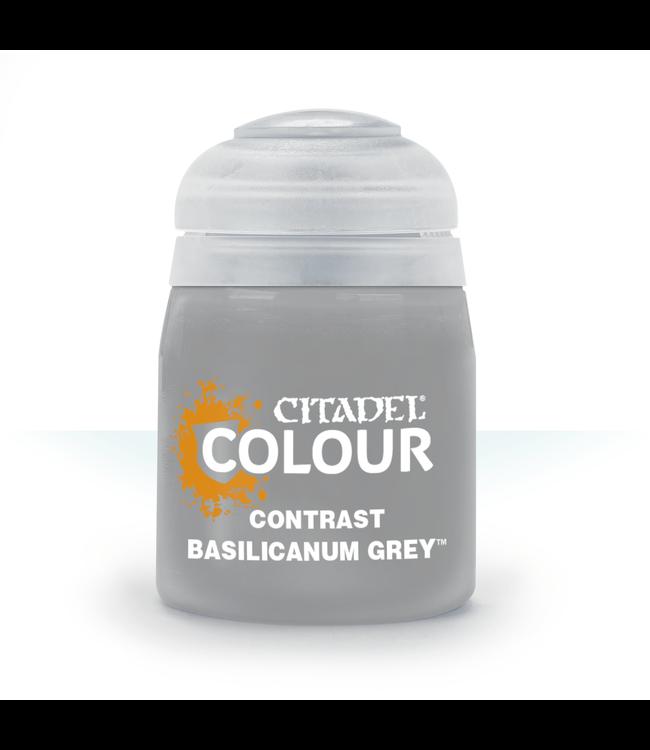 Contrast Contrast: Basilicanum Grey (18Ml)