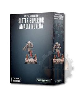 # Sister Superior Amalia Novena