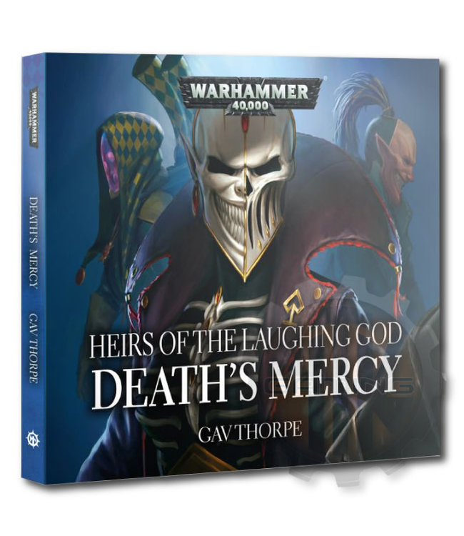 Black Library Death'S Mercy (Audiobook)