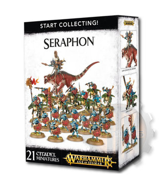 Age Of Sigmar Start Collecting! Seraphon