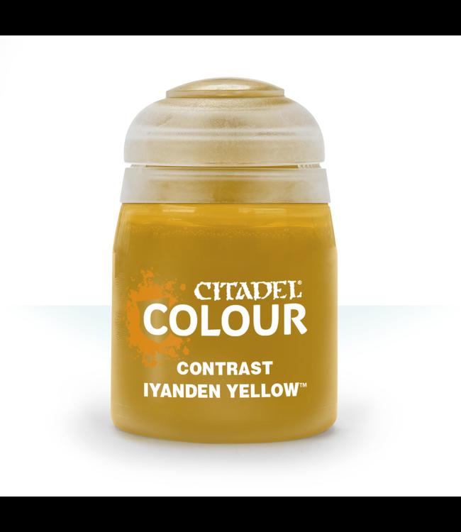 Contrast Contrast: Iyanden Yellow (18Ml)
