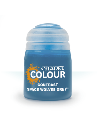Contrast Contrast: Space Wolves Grey (18Ml)