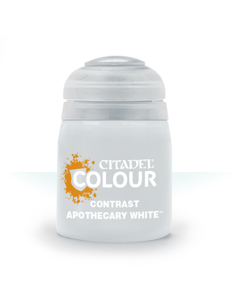 Contrast Contrast: Apothecary White (18Ml)