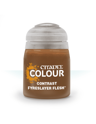 Contrast Contrast: Fyreslayer Flesh (18Ml)