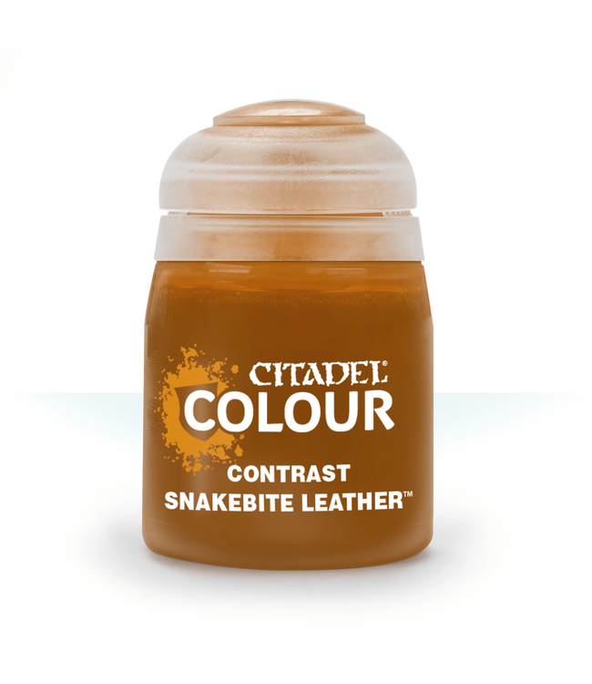 Contrast Contrast: Snakebite Leather (18Ml)