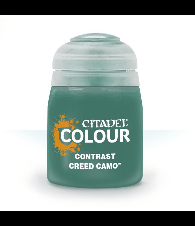 Contrast Contrast: Creed Camo (18Ml)