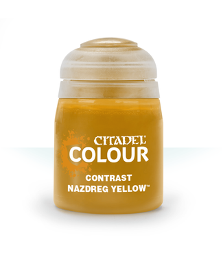Contrast Contrast: Nazdreg Yellow (18Ml)