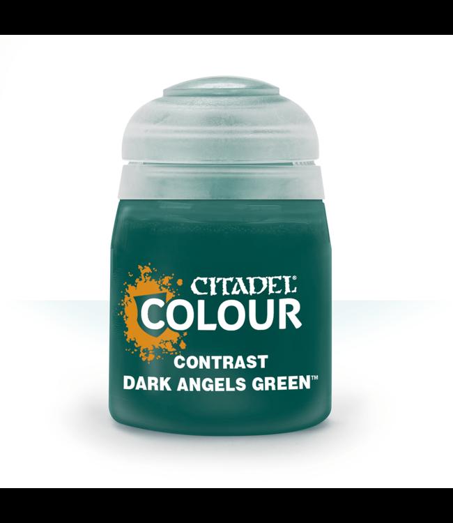 Contrast Contrast: Dark Angels Green (18Ml)
