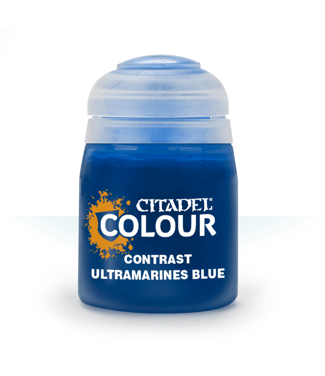 Contrast Contrast: Ultramarines Blue (18Ml)