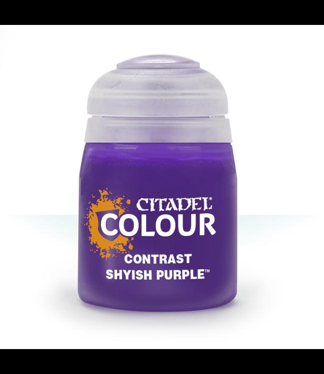 Contrast Contrast: Shyish Purple (18Ml)