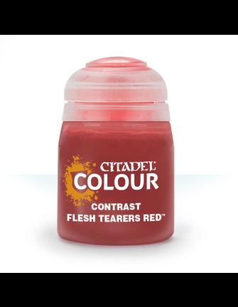 Contrast Contrast: Flesh Tearers Red (18Ml)