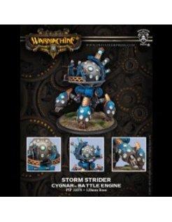 Cygnar Storm Strider Battle Engine & RESIN