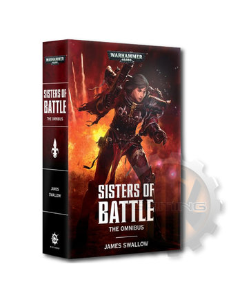 Black Library Sisters Of Battle: the Omnibus