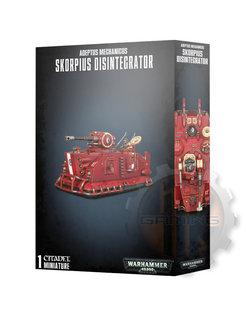 Adept/Mechanicus Skorpius Disintegrator