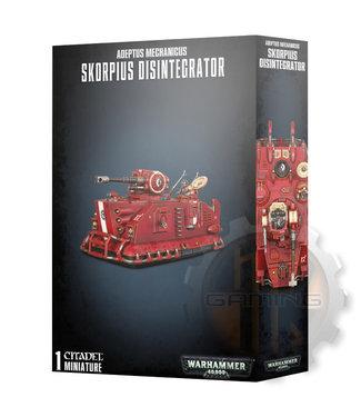 Warhammer 40000 Adept/Mechanicus Skorpius Disintegrator