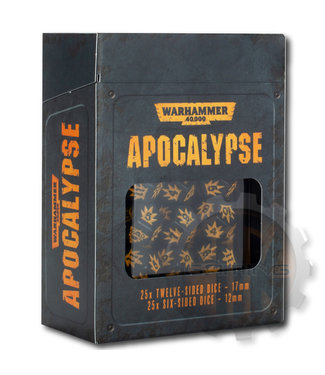 Apocalypse Warhammer 40000: Apocalypse Dice